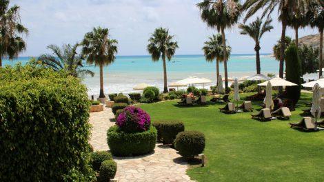 Echtes Karibikfeeling kommt im Hotel Columbia Beach Ressort Pissouri auf Zypern auf