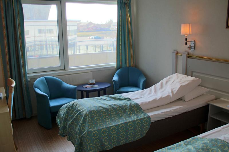 Mein Zimmer im Ørland Kysthotell