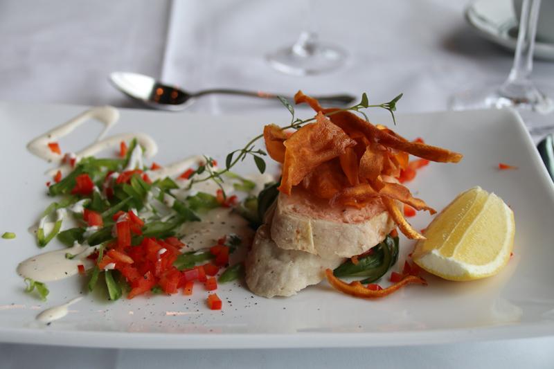 Gerichte mit Fisch sind sehr beliebt