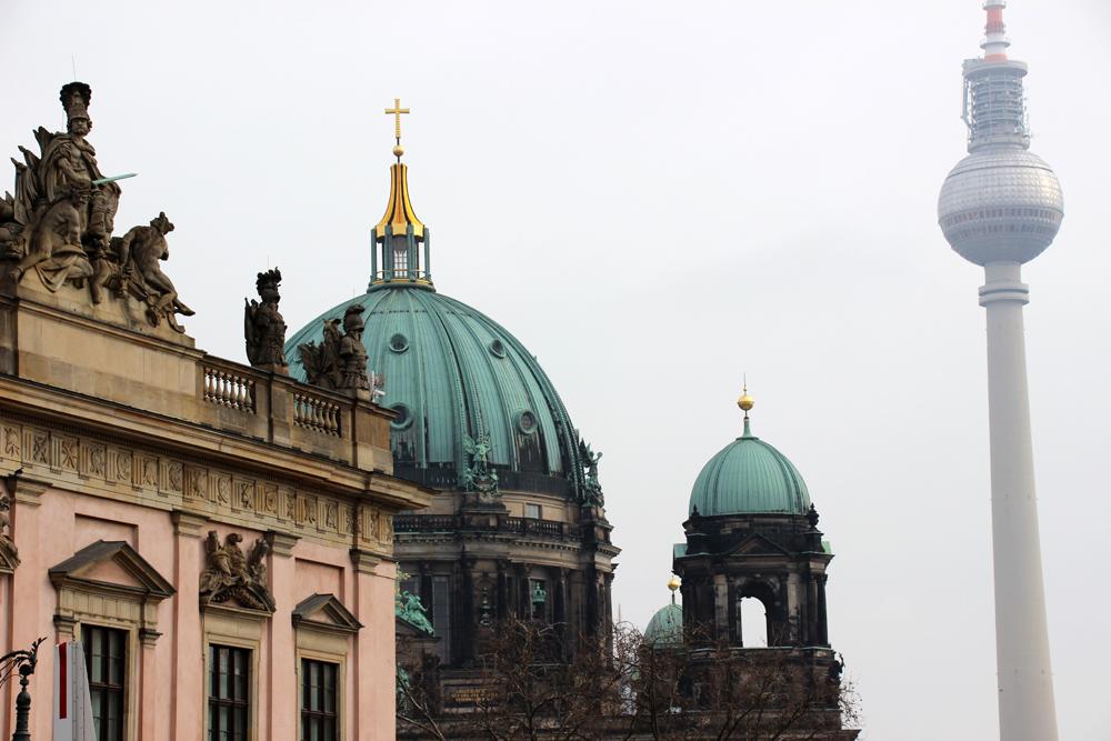 Das Deutsche Historische Museum in Berlin