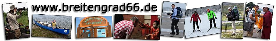 Reiseblog Breitengrad66
