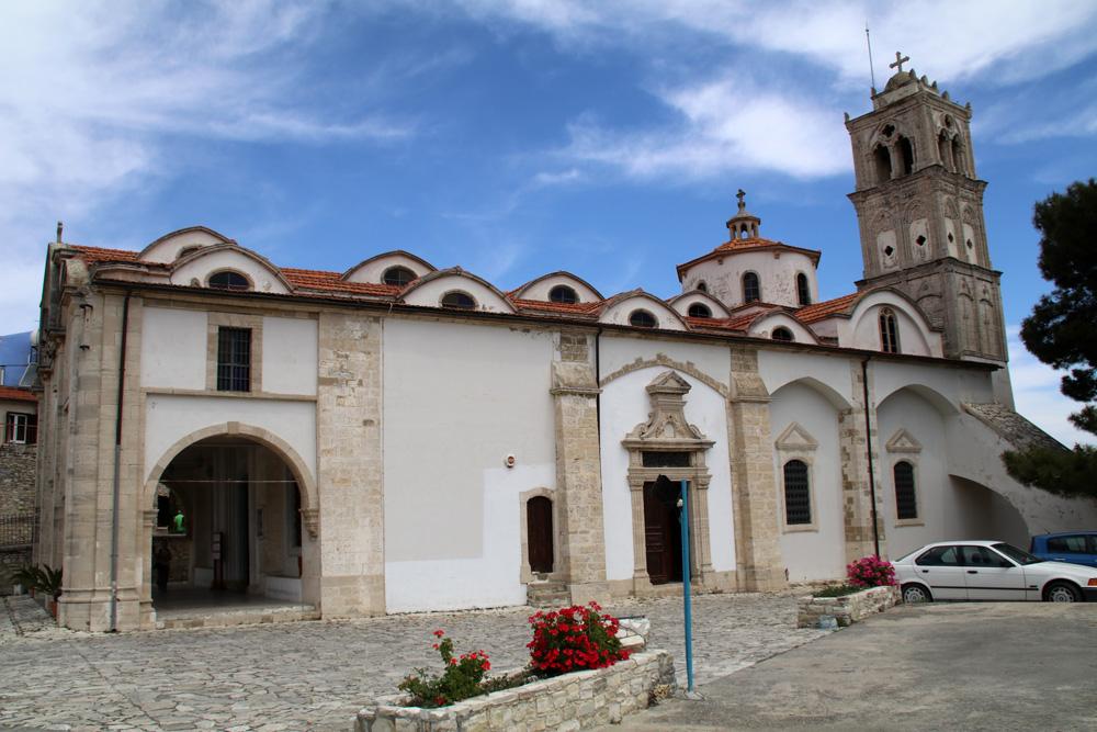 Die Kirche von Lefkara auf Zypern