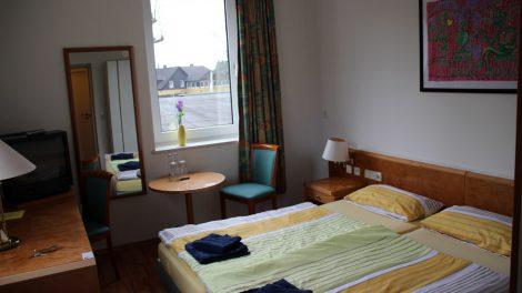 Im Hotel zur Sportsbar in Horn Bad-Meinberg hat es mir besonders gut gefallen