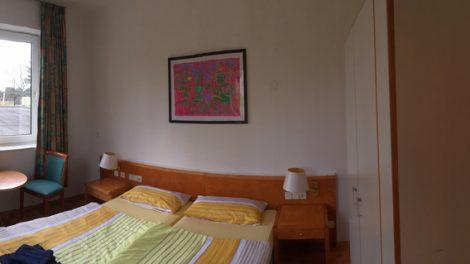 Das Hotel zur Sportsbar in Horn-Bad Meinberg