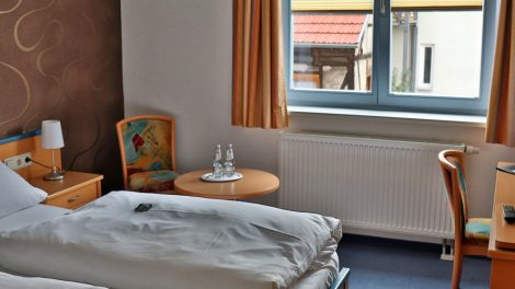 Business & Stadthotel Hotel Am Bachhaus in Eisenach