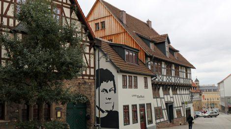 Das Lutherhaus in Eisenach