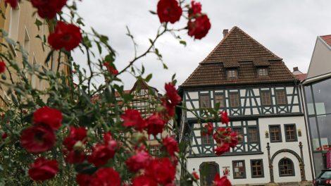 Das Lutherhaus ist eines der ältesten Gebäude in Eisenach