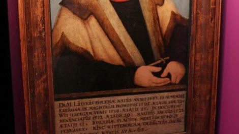 Gemälde Martin Luthers von Cranach