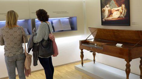 Ein Rundgang durch die Ausstellung im Bachhaus in Eisenach lohnt sich