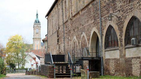 Das Martin-Luther-Gymnasium Eisenach