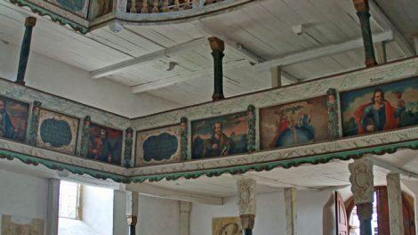 Die Dreifaltigkeitskirche Scherbda