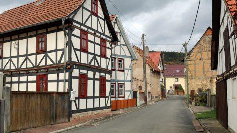 Der Treffurter Ortsteil Falken