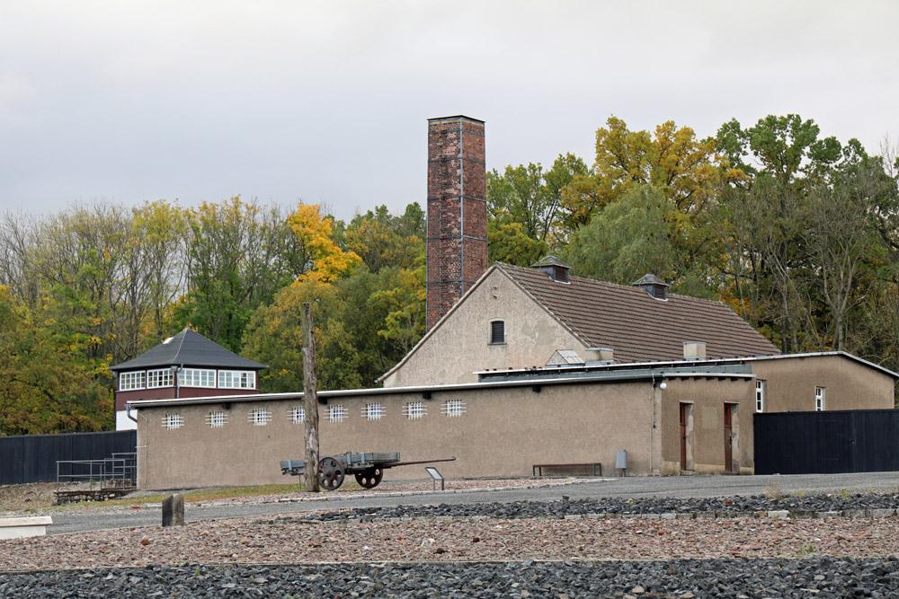 Krematorium im Konzentrationslager Buchenwald