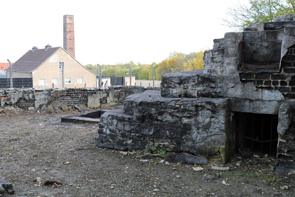 Gedenkstätte Konzentrationslager Buchenwald Krematorium NS Zoo