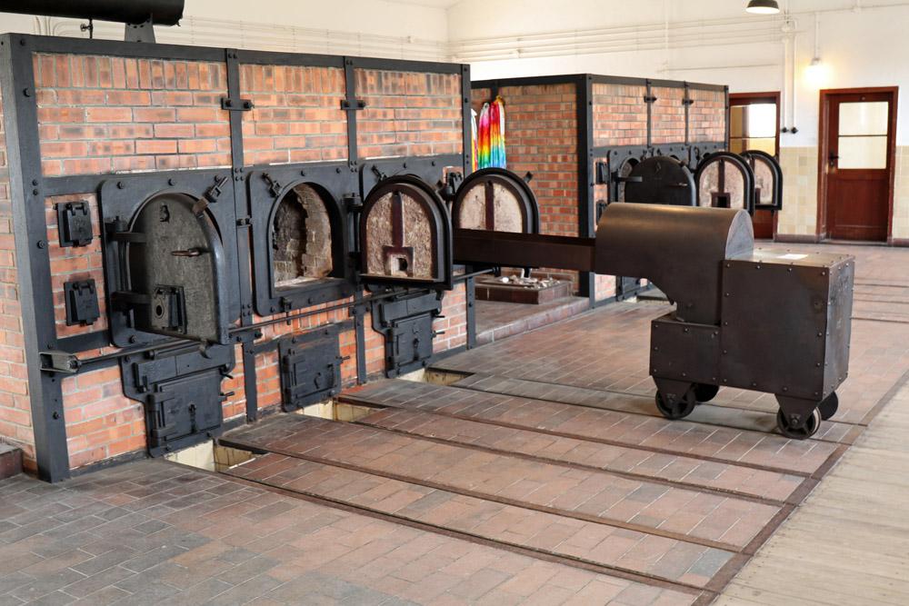Gedenkstätte Konzentrationslager Buchenwald Krematorium Verbrennungsöfen