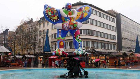 Weihnachtsmarkt Duisburg im Ruhrgebiet