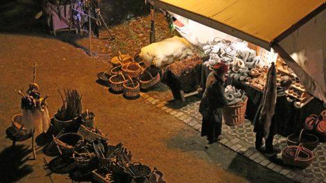 Weihnachtsmarkt Schloss Broich in Mülheim Ruhr
