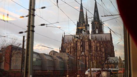 Seit 20 Jahren verkehrt der Thalys zwischen Köln und Paris