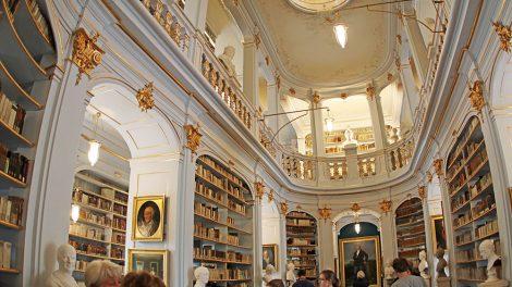 Anna Amalia Bibliothek in Weimar