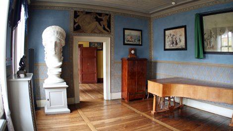 Goethe Wohnhaus in Weimar