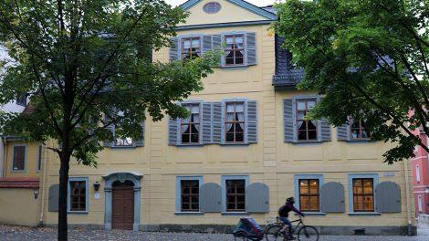 Schiller Wohnhaus in Weimar