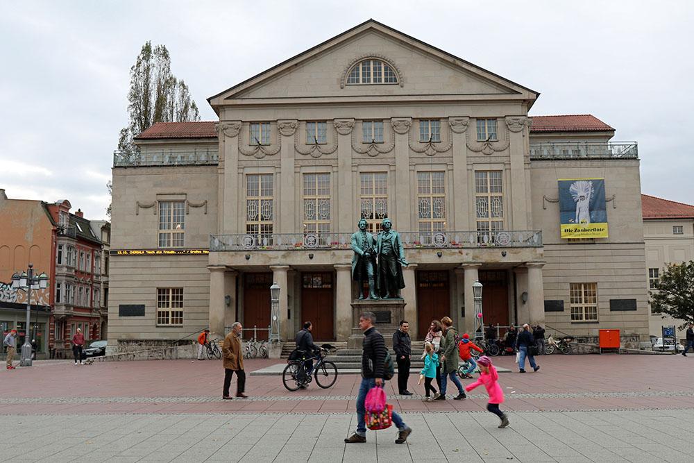 Nationaltheater in Weimar