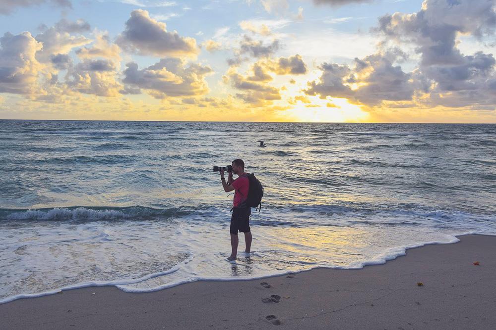 Diese Kameras und Objektive gehören zu meiner Fotoausrüstung, die ich für die Reisefotografie nutze