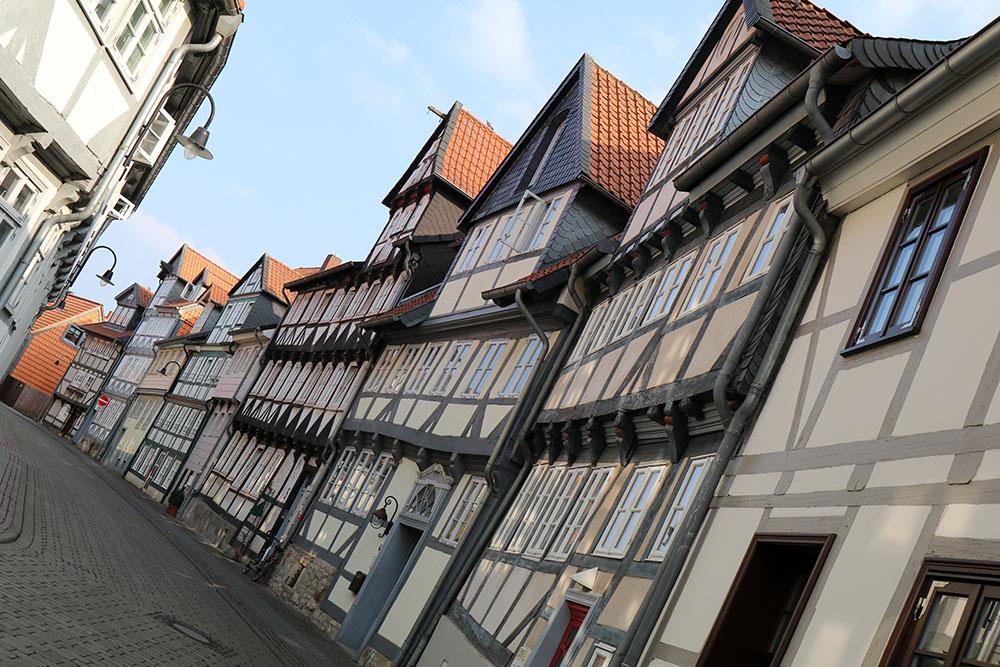 Die schönste Stadt Deutschlands? Wolfenbüttel bietet viel Fachwerk