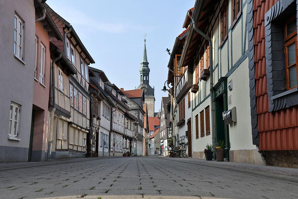 Rund 600 Fachwerkhäuser prägen das Stadtbild von Wolfenbüttel