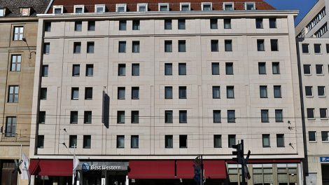Best Western Hotel Leipzig