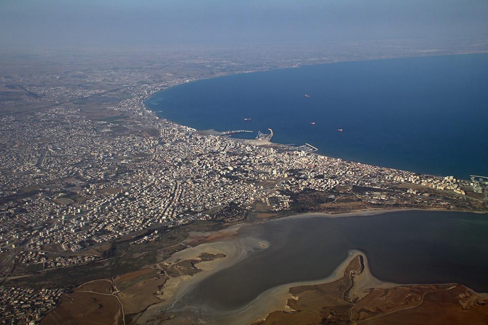 Funfacts über Zypern: Zypern ist die drittgrößte Insel im Mittelmeer