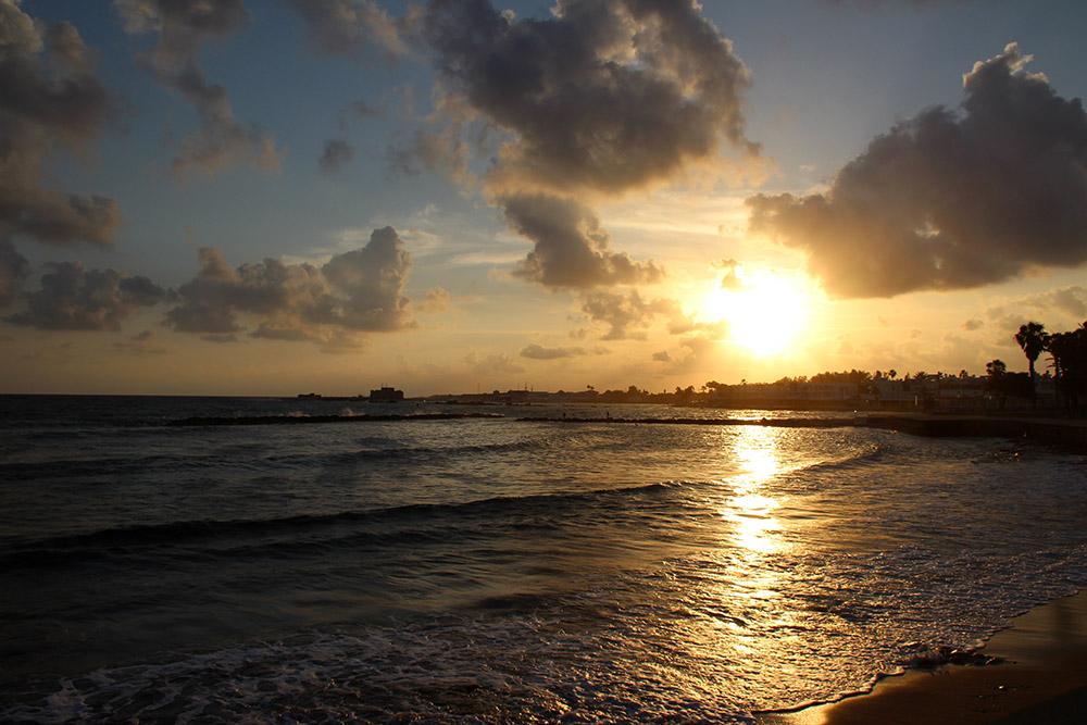 Funfacts über Zypern: Auf Zypern scheint 300 Tage die Sonne