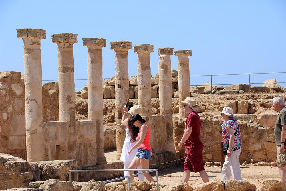 Funfacts über Zypern: Zypern war das erste Land der Welt unter christlicher Herrschaft