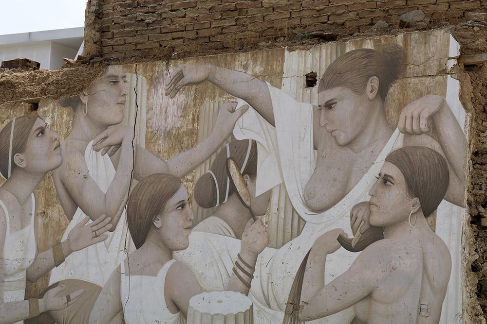 Streetart auf Zypern