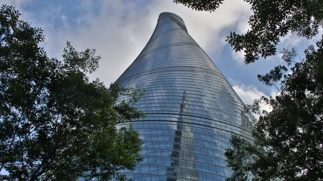 Der Shanghai Tower