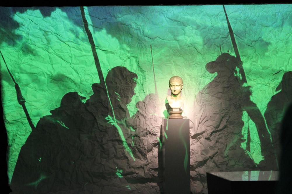 Immer wieder sind wechselnde Sonderausstellungen in Kalkriese im Museum zur Varusschlacht zu sehen