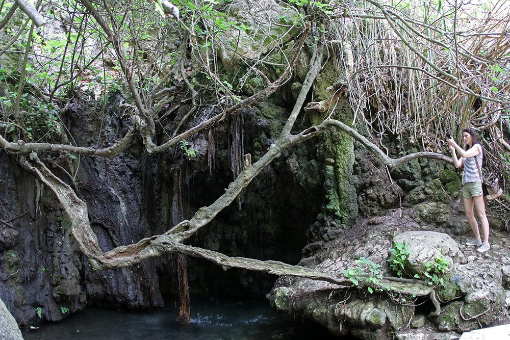 Bad der Aphrodite auf Zypern
