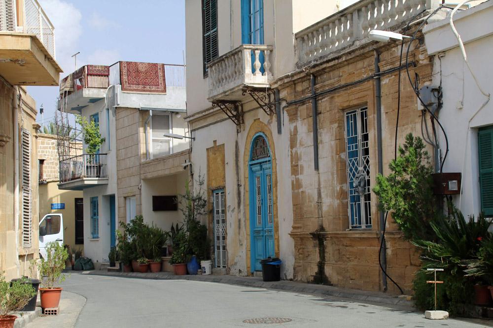 Für eine Hauptstadt geht es in Nikosia ruhig und beschaulich zu