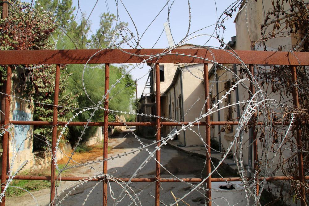 Die Teilung Nikosias hat Wunden hinterlassen, die sich nicht nur im Stadtbild zeigen
