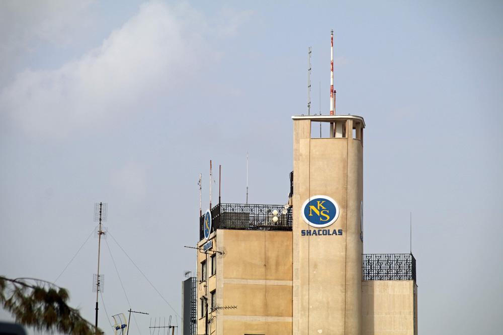 Ein besuch auf dem Shacolas Tower ist ein absolutes Muss in Nicosia