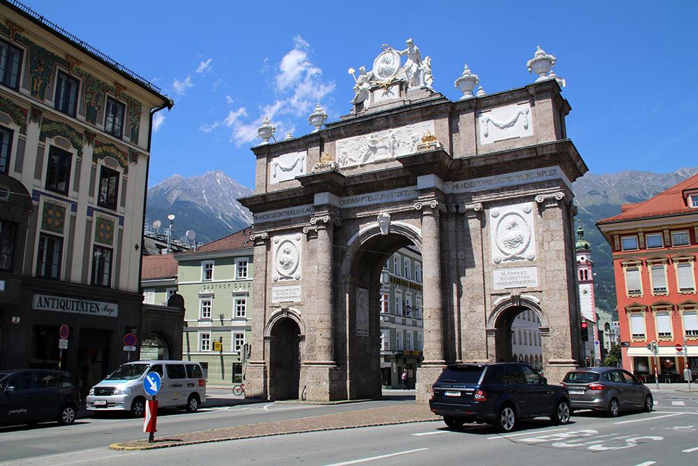 Wer im Sommer nach Innsbruck kommt, sollte unbedingt auch die anderen Sehenswürdigkeiten der Stadt besuchen