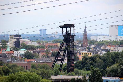 Halde Rheinelbe in Gelsenkirchen