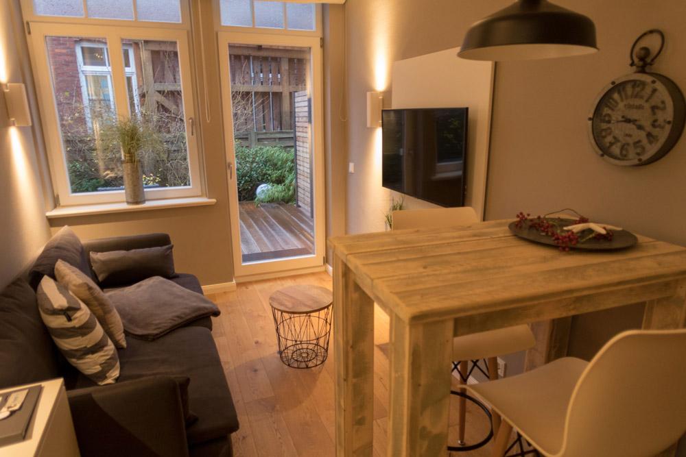 Ferienwohnung Logierhaus K15 Borkum
