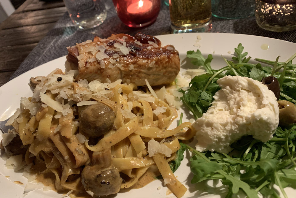 Restaurant Relitto Borkum