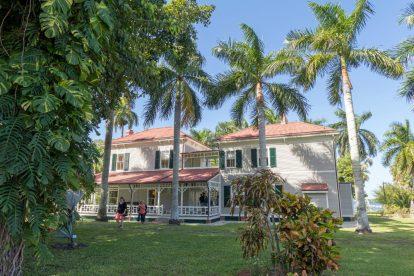 Das Winter-Anwesen von Thomas Alva Edison in Fort Myers