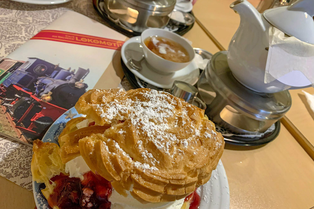 Cafe Lokomotive Borkum