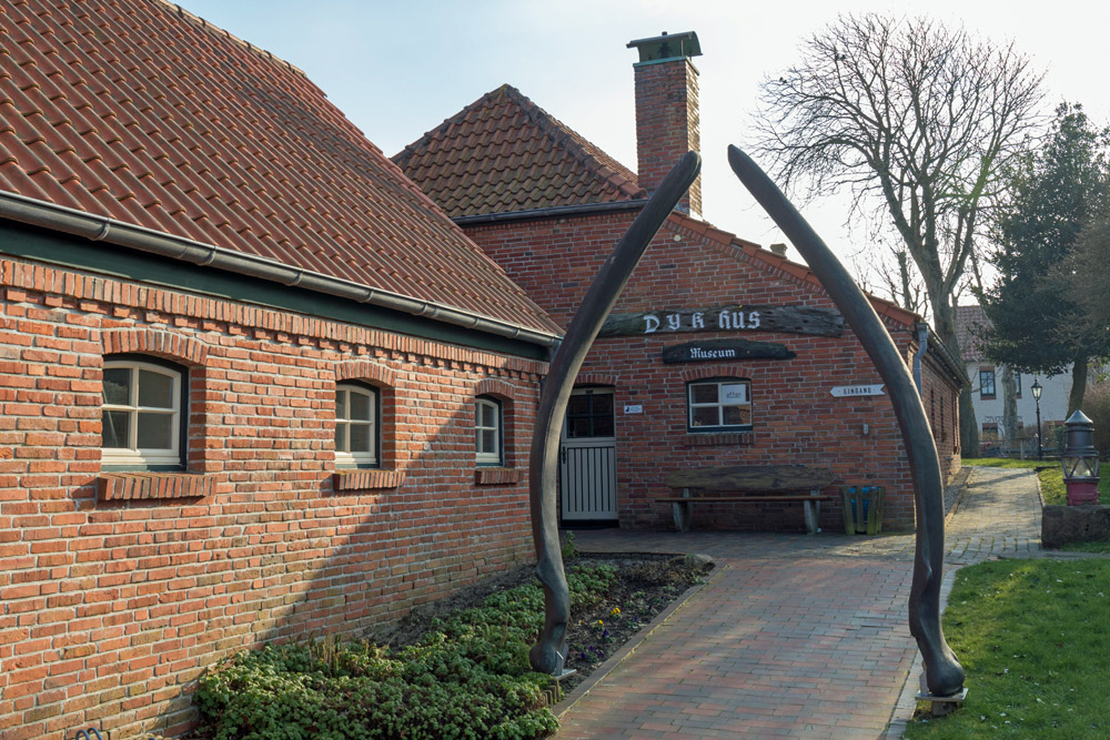 Das Heimatmuseum Borkum