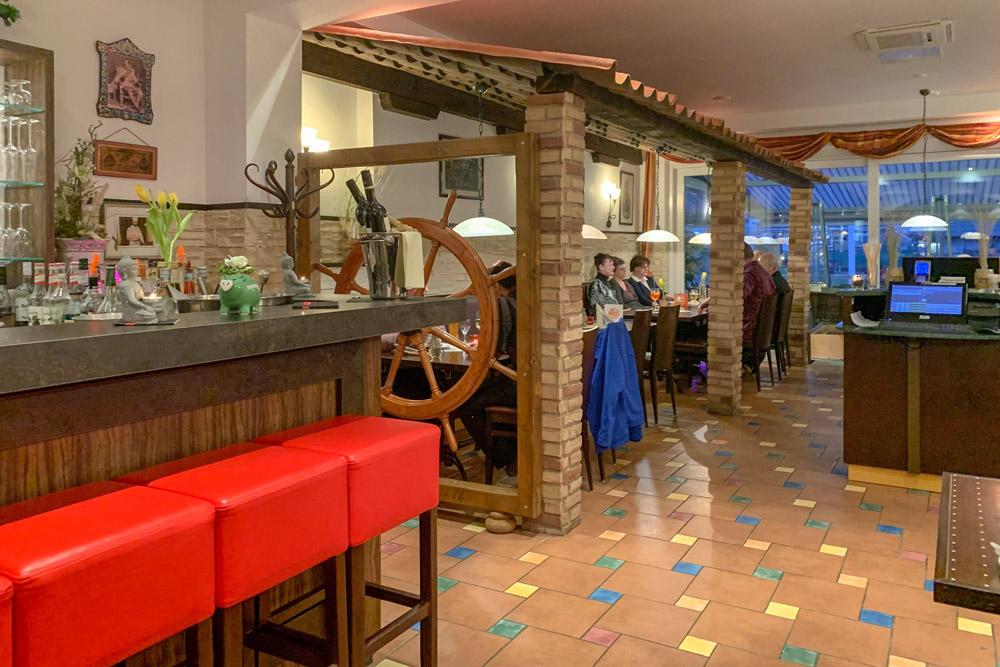Restaurant Haus am Meer Borkum