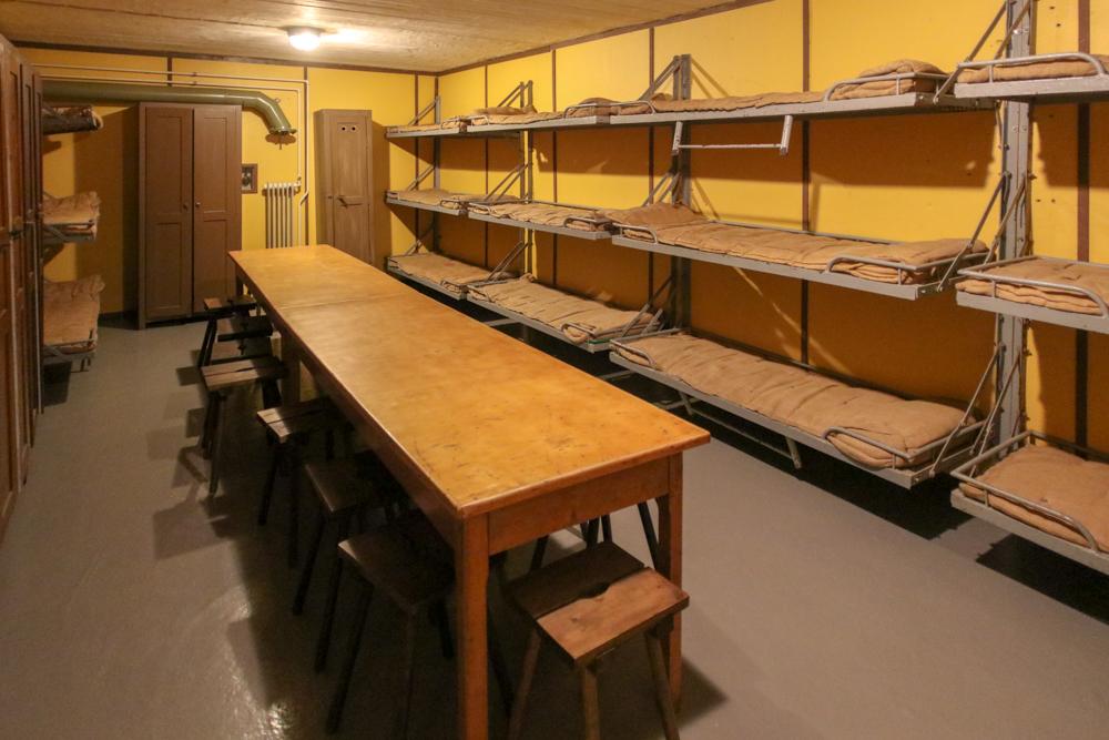 Die Bunker der Festung Hanstholm sind sehr gut erhalten und für Besucher begehbar.