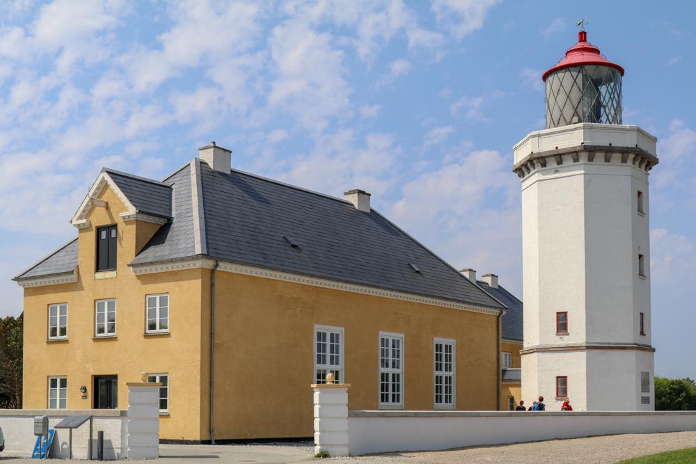 Der Leuchtturm Hanstholm Fyr
